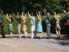 Tanzgruppe Fitschebeen zu Besuch II